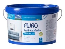 AURO Profi-Kalkfarbe extra fein Nr. 344-16 - 1 L