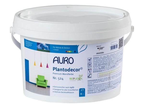 AURO Plantodecor Premium-Wandfarbe Nr. 524